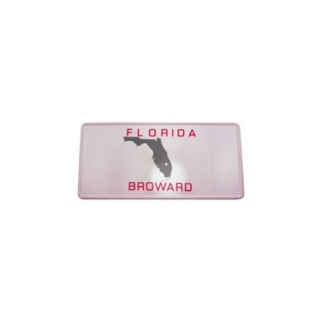 FUNplaat USA Florida - Broward